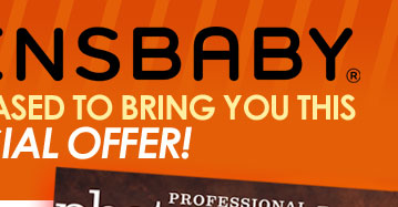 Lensbaby is pleased to bring you this special offer!